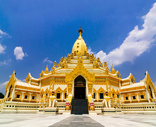 Holidays to Myanmar