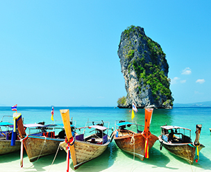 Holidays to Thailand