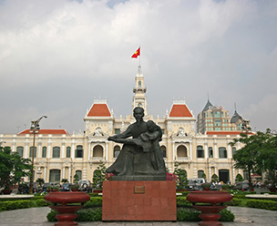 Tickets to Ho Chi Minh City
