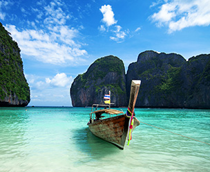 Tickets to Phuket